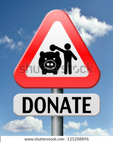 donate to charity help fund raising give and raise money donation