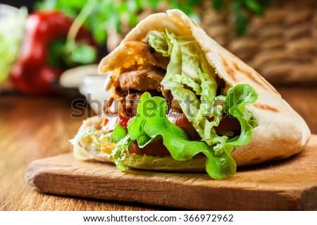 doner kebab   fried chicken...