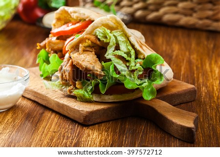 doner kebab   fried chicken...