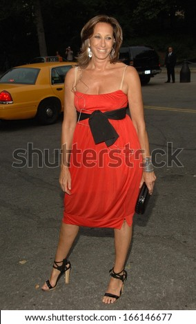 Donna Karan at Fresh Air Fund Salute to American Heroes, Tavern on the Green Restaurant, New York, NY, June 01, 2006