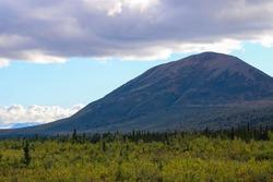 Donnelly Dome near Delta Junction Alaska
