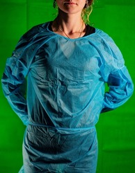 Donning Doffing Medical Personal Protective Equipment