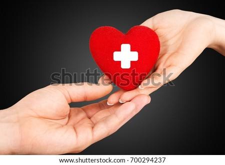 Donor. - Shutterstock ID 700294237