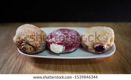 Donuts or called as bombolini pictures  #1539846344