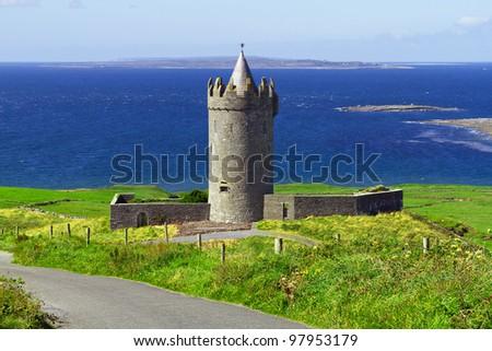 Irish castles, abbeys and ruins