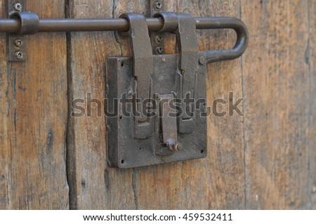 door bolt #459532411 & Free Bolted door Photos - page: 9/399 | Avopix.com