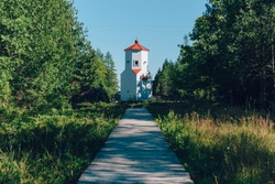 Door County Lighthouse | Ridges Sanctuary Wisconsin Photography