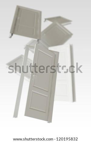 Door fly