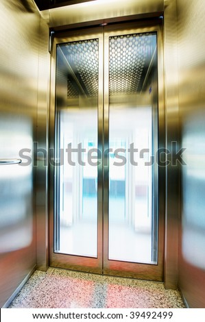 door glass business office