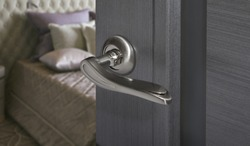 Door handles, interior product photography