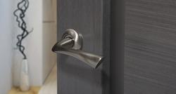 Door handles, interior product photography