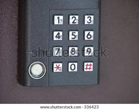 Door Keypad
