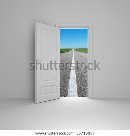 Door to new way