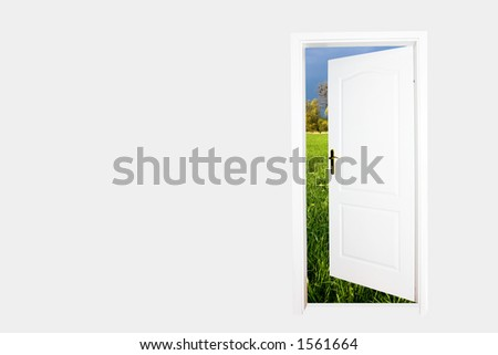 Door to new world