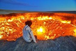 Door to the Hell, Darvaza, Turkmenistan