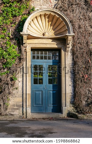 """Doorway - Bibury, England """" by outsider - Redbubble"""