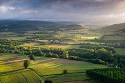 Dordogne valley ,France