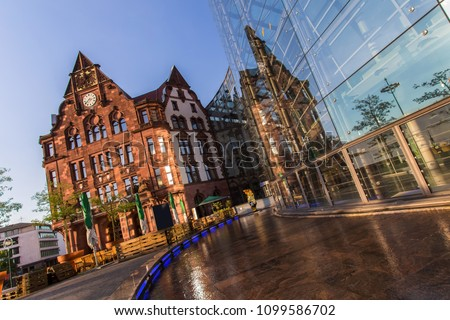 Photo of  dortmund historic city hall germany