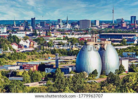 Photo of  Dortmund views of a city