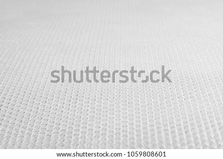 Dotted light gray abstract background. Texture from dots wallpaper. #1059808601