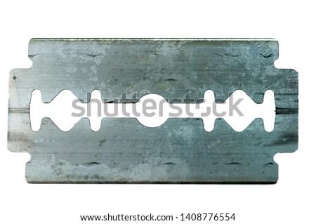double edged razor blade