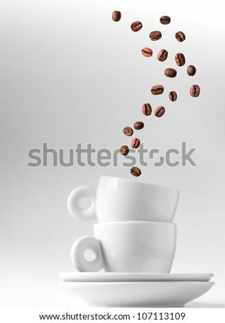 double espresso metaphor with...