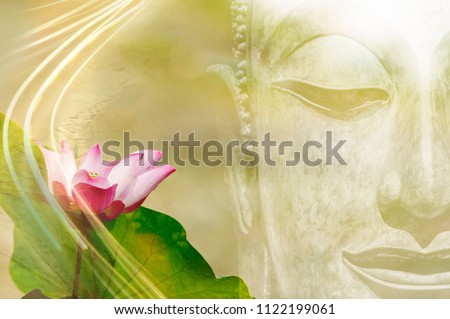 double exposure of the lotus...
