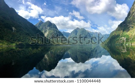 Doubtful Sound - New Zealandd #1100044448