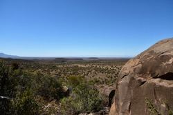 Down in the bottom of the Valley of Desolation near Graaff-Reinet