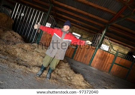 down syndrome farmer