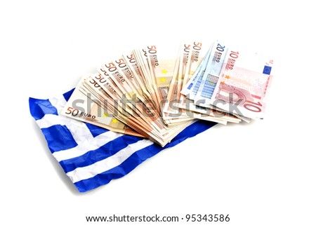 Downfall of the Greek economy due to the European economic crisis