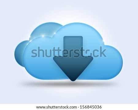 Download cloud computing concept