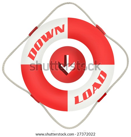 Download symbol life saver