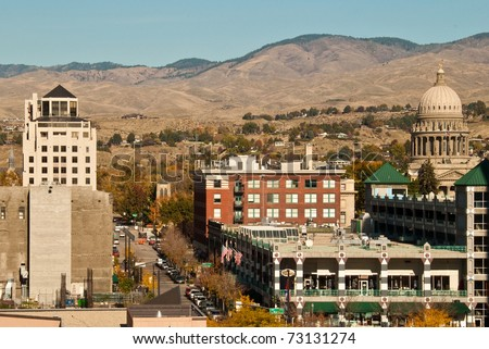 Downtown Boise, Idaho