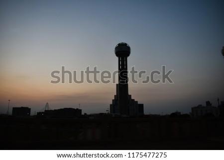 Downtown Dallas and deep ellum