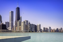 Downtown of Chicago, Magnificent Mile