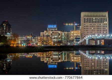 Downtown Sacramento City #770677864