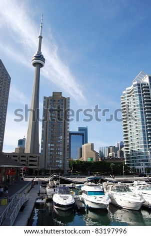 Downtown Toronto Waterfront, Canada