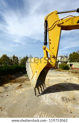dozer construction