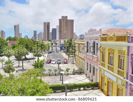 Dragao do Mar houses in Fortaleza - Ceara - Brazil