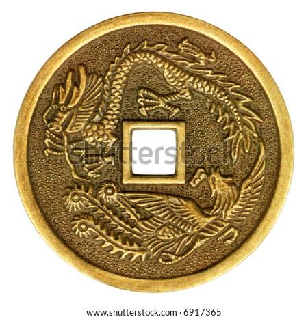 Dragon & Phoenix Coin