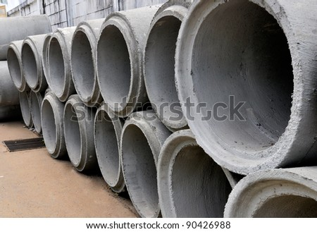 drainage pipes for construction