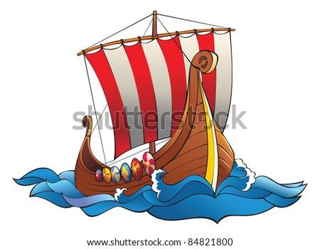 drakkar  vikings battle