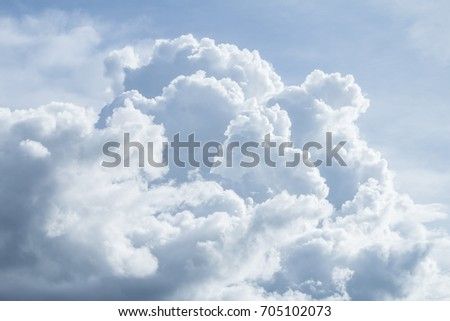 Dramatic sky with stormy clouds,Nature background