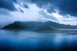 Dramatic Sunrise ,Cloud - Sky, Dramatic Sky, Dusk, Horizon Over Land, Horizon Over Water