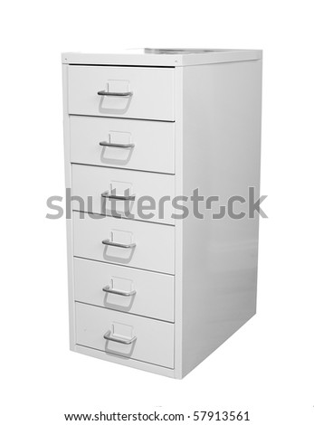 drawer isolated