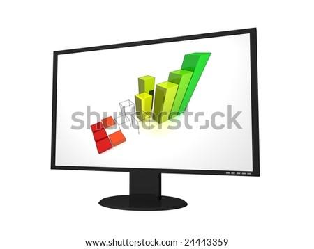 drawing diagram monitor