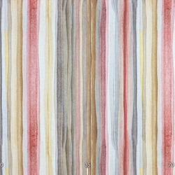 Drawing on fabric watercolor shallow strip. Fabric with natural texture, Cloth backdrop.