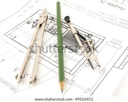 stock-photo-drawing-tools-and-draft-49026451.jpg
