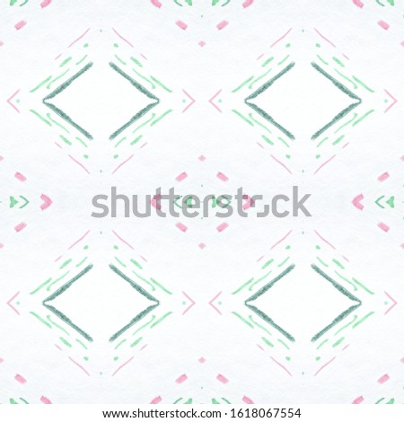 Drawn in Bold Mexican Pattern. Seamless Bohemian Triangles. Pink Aztec Background. Mexican Pattern. Grunge American Tile. Rhombus Texture. Rhombus Chevron. African Carpet. Mexican Pattern.